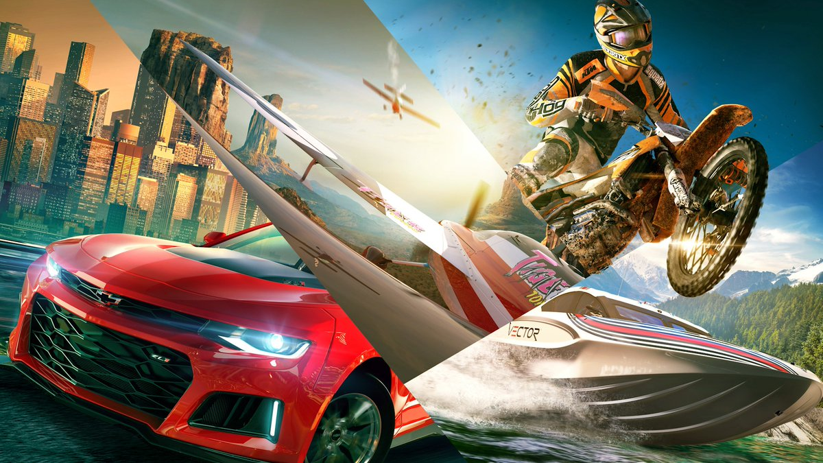 The Crew 2 revealed with planes, boats and bikes