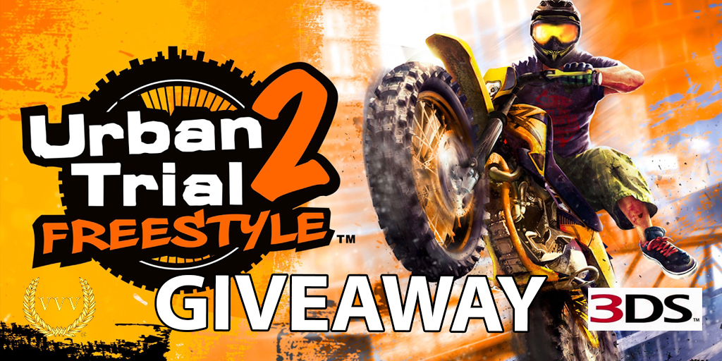 Urban Trial Freestyle 2 giveaway