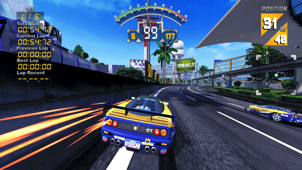 '90s Super GP powersliding onto Nintendo Switch, PS4 and PC
