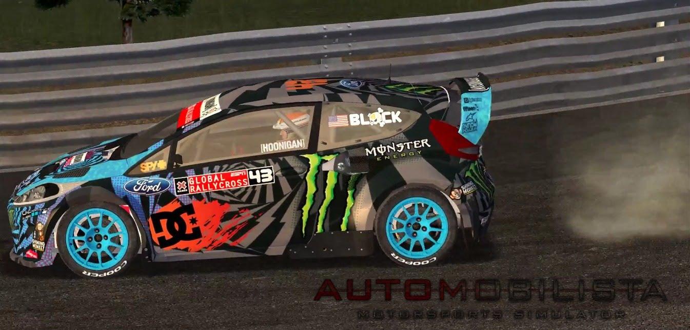 automobilista motorsport simulator rallycross