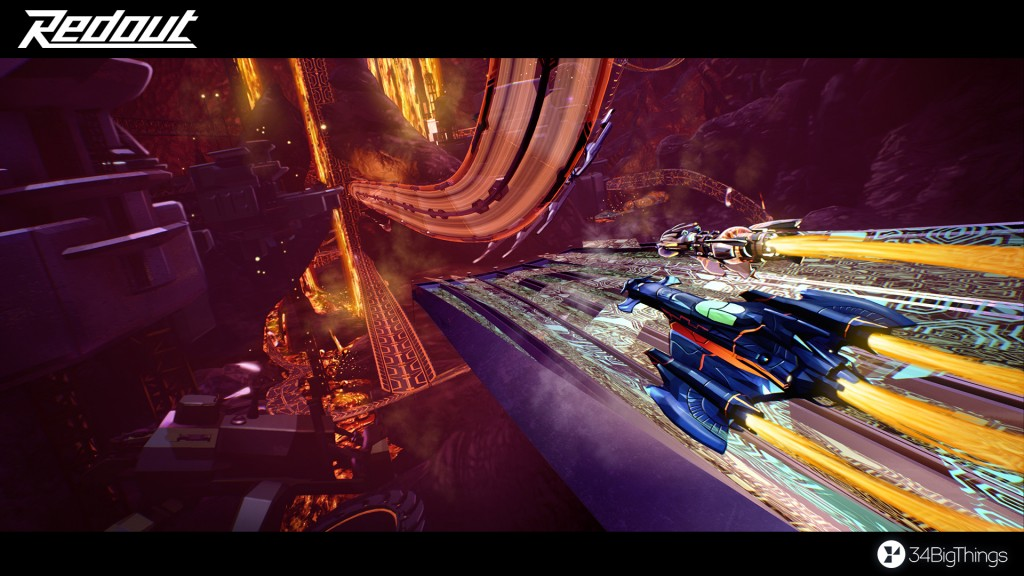 Redout developer targeting 4k/60 fps on PS4 Pro