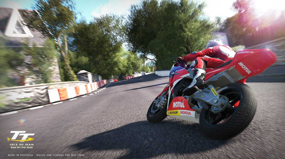 TT Isle of Man: Ride on the Edge confirmed for November release