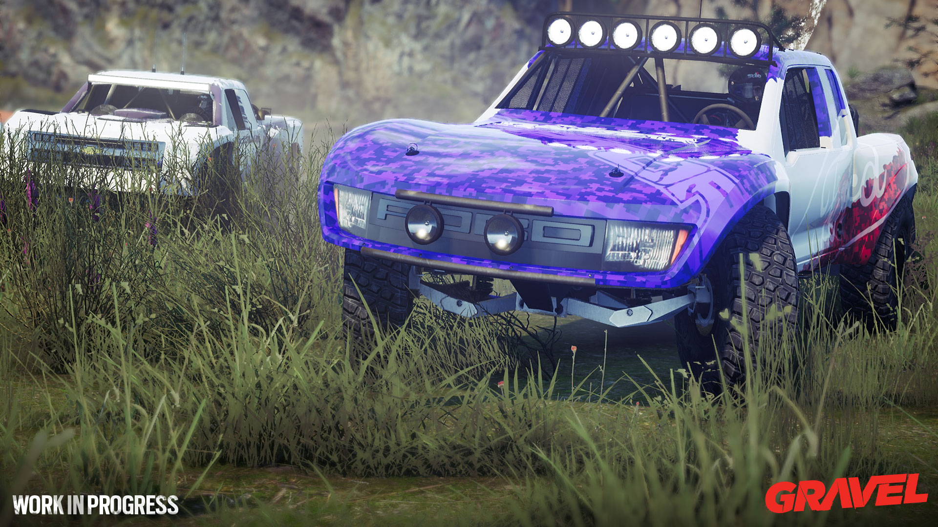 New gameplay trailer and content details revealed for Gravel