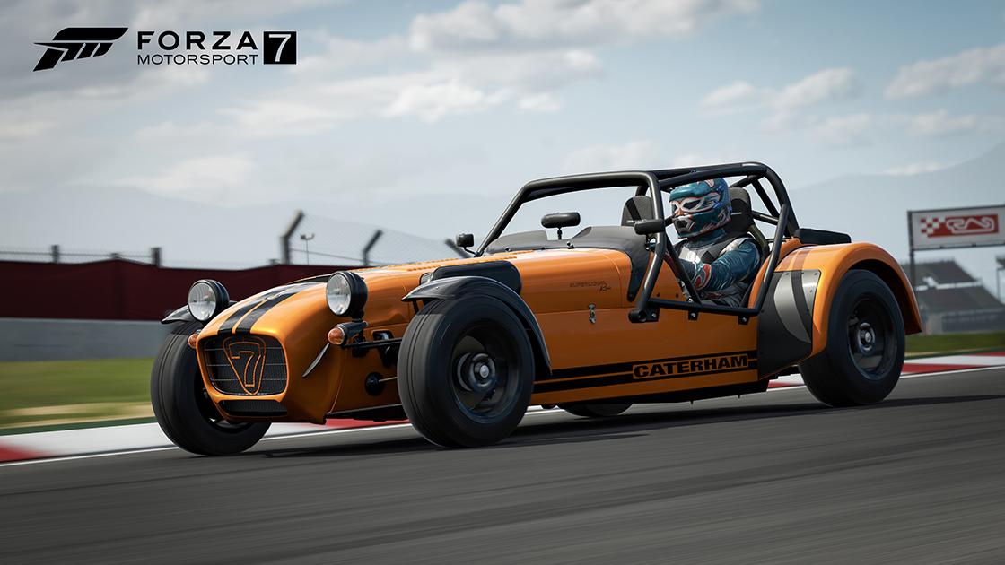 European cars headline latest Forza Motorsport 7 vehicle line-up update