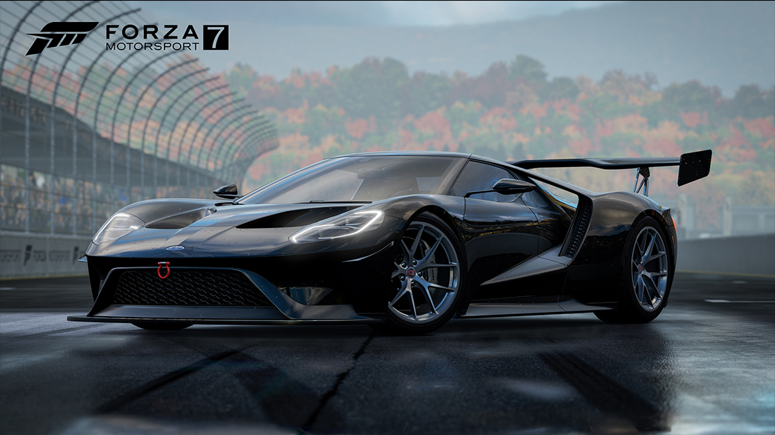 Forza Motorsport 7's initial 'Forza Edition' vehicles showcased