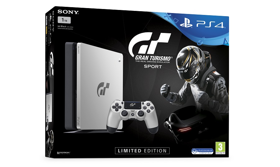 gt sport limited edition playstation 4 console