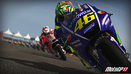 MotoGP 17 screenshot