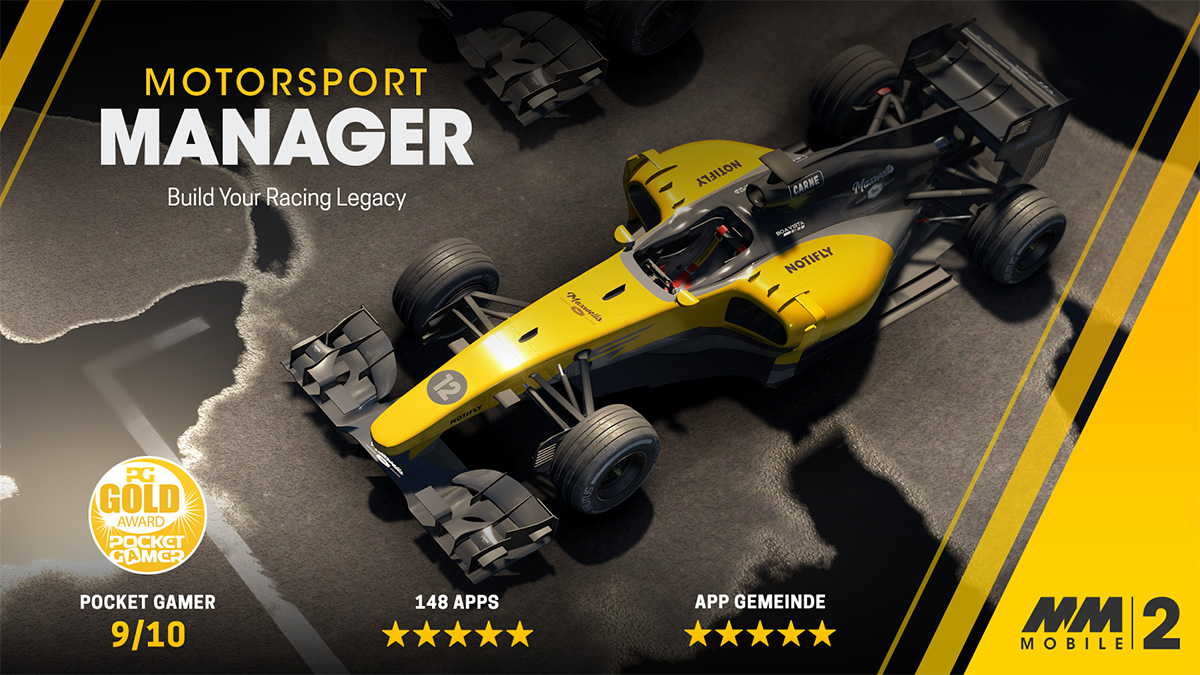 Motorsport Manager Mobile 2 review