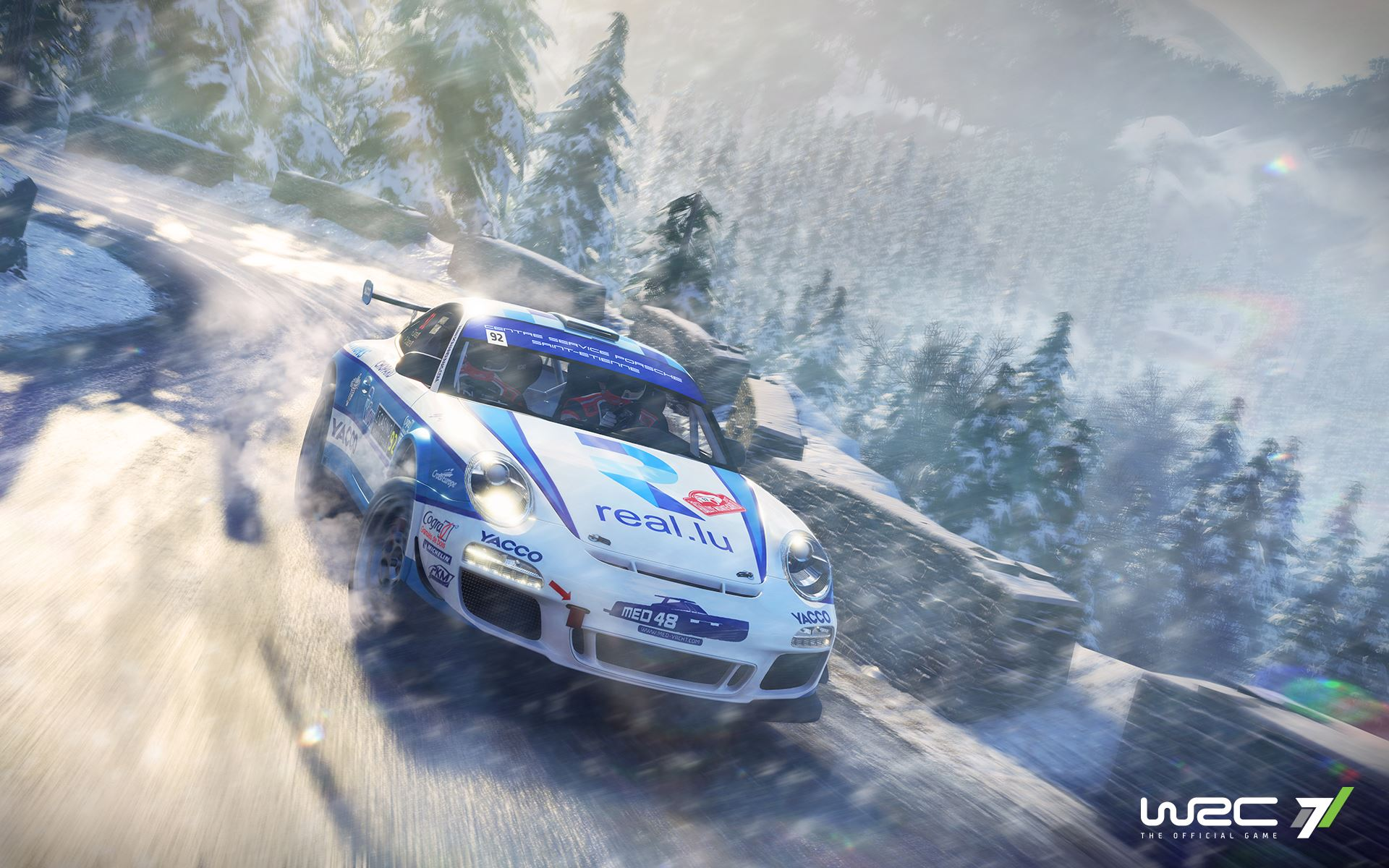 Porsche 911 R-GT rally car announced as WRC 7 pre-order bonus