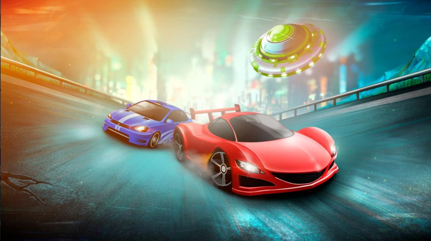 Race Arcade top-down racer now available on Xbox Games Store