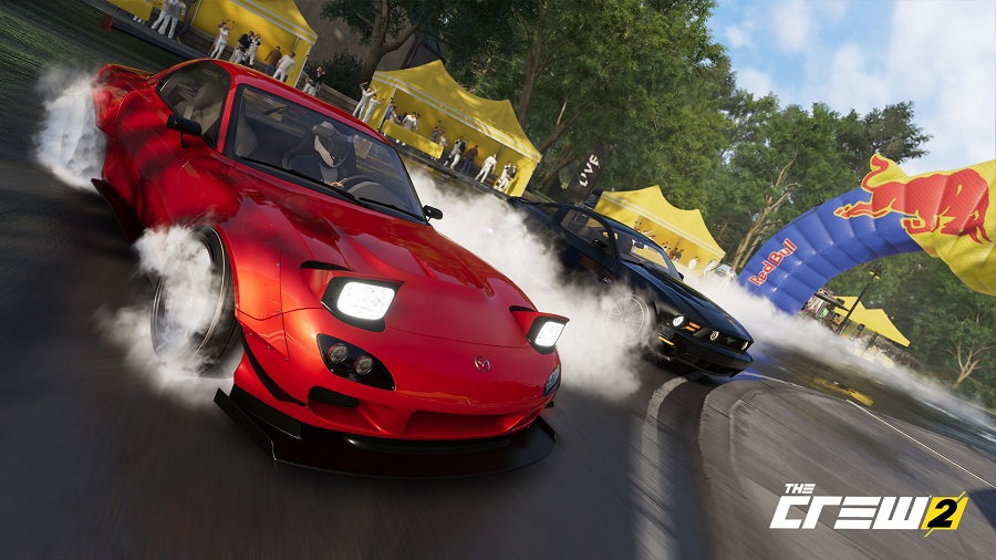 The Crew 2's release date confirmed