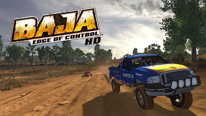 Baja: Edge of Control HD releases on PS4, Xbox One & PC