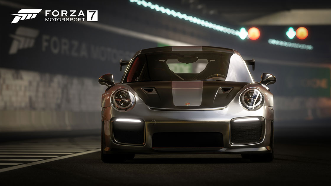Forza Motorsport 7 preview