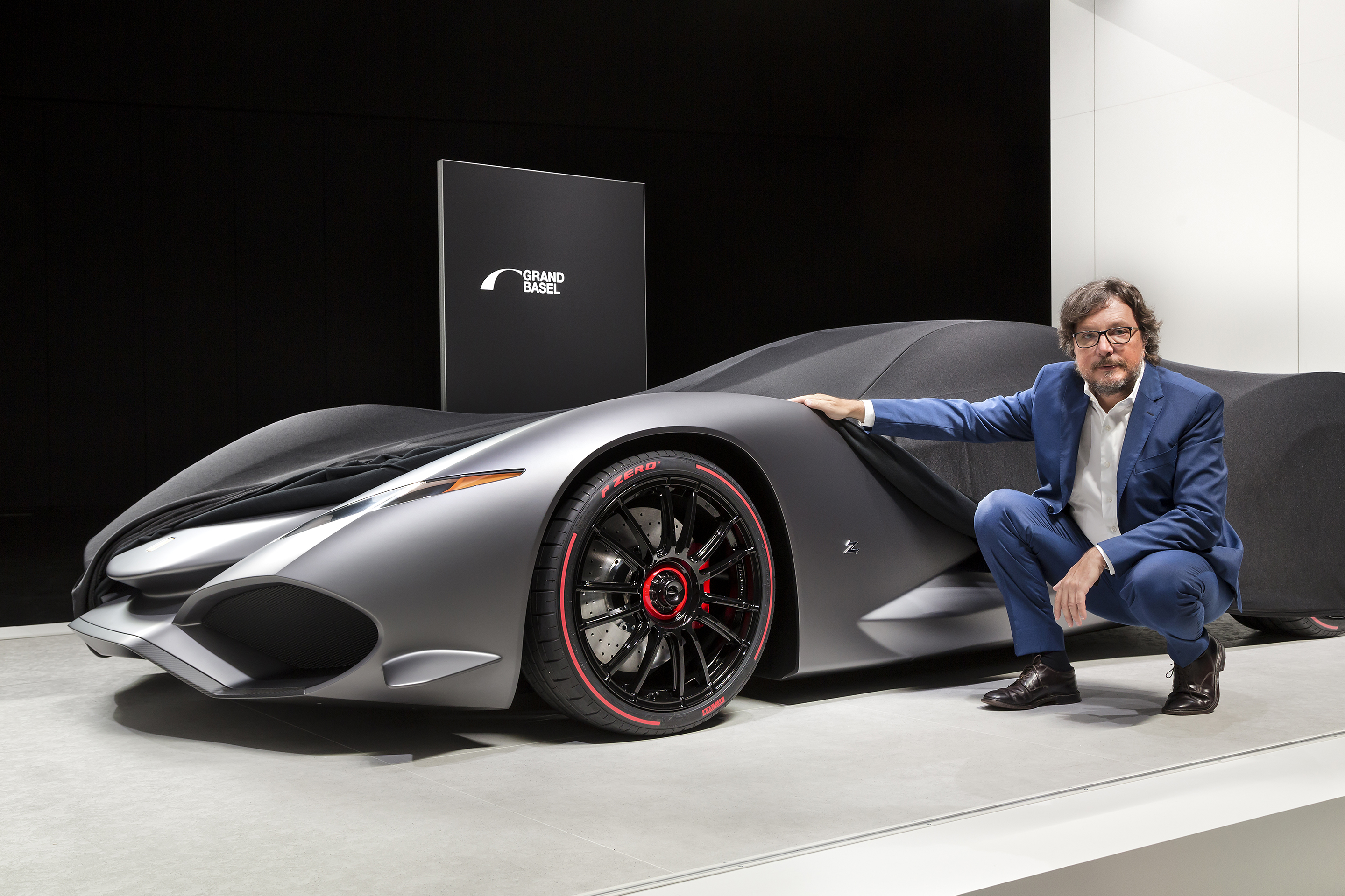 Zagato IsoRivolta Vision Gran Turismo announced ahead of full reveal