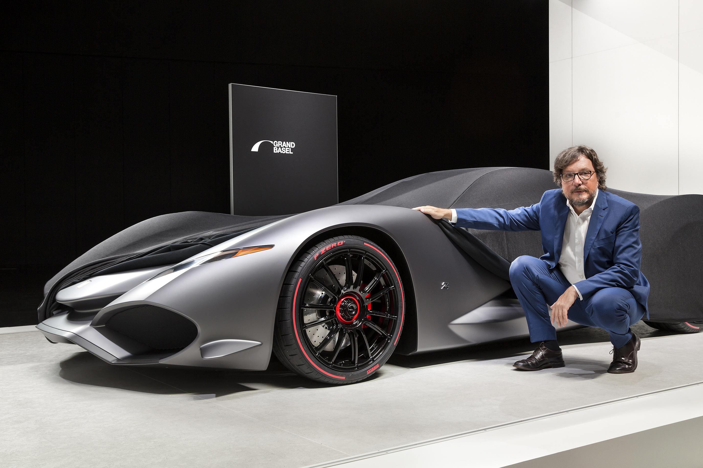 Zagato IsoRivolta Vision Gran Turismo announced ahead of full reveal