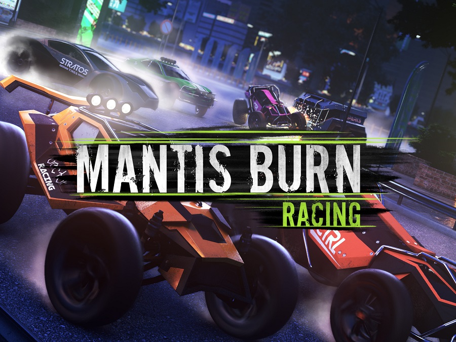 Massive update out now for Mantis Burn Racing