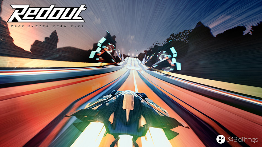 Wipeout-inspired Redout Lightspeed Edition races onto consoles