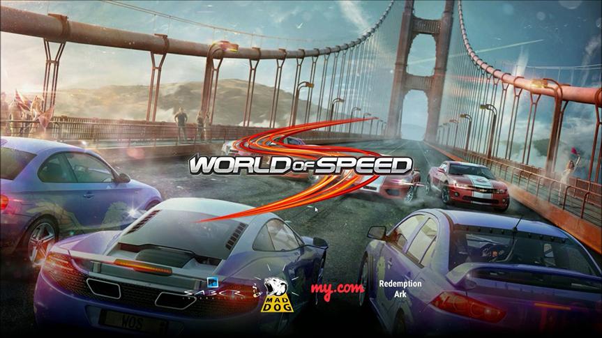 World of Speed key art