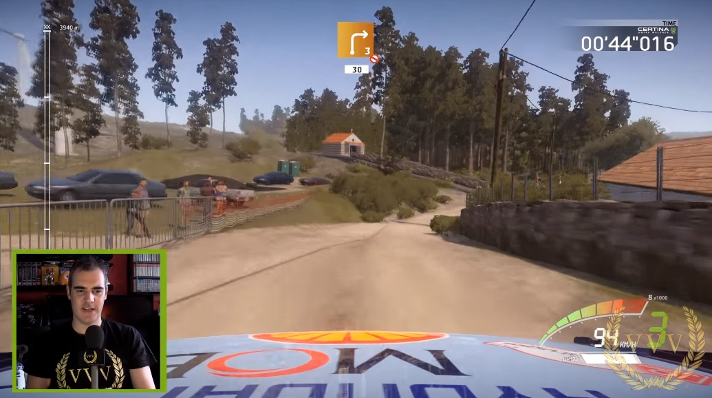 WRC 7 video preview