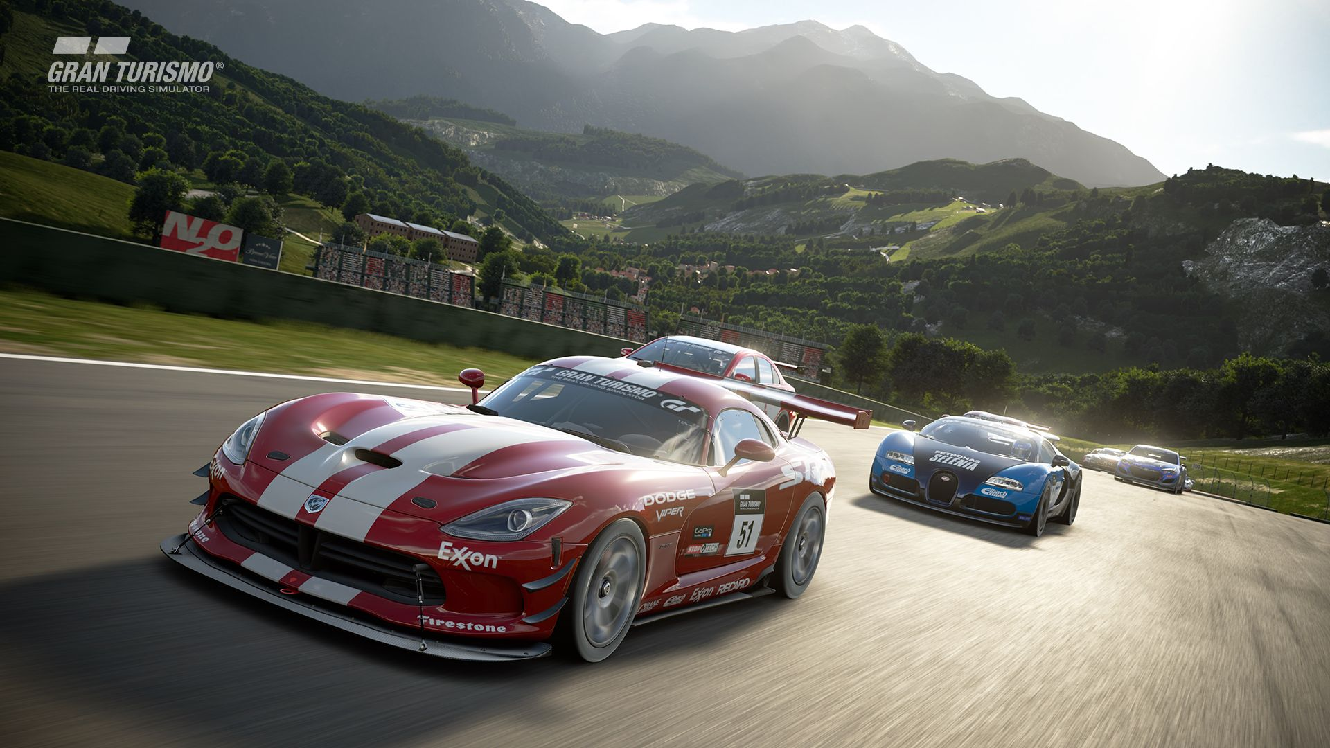 Gran Turismo Sport looks spellbinding in VR