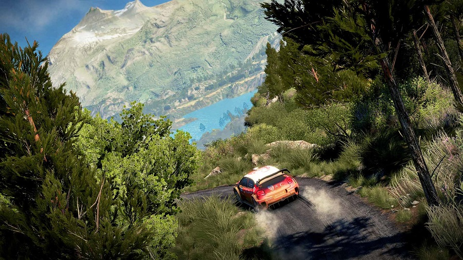 Latest patch released for PS4 version of WRC 7
