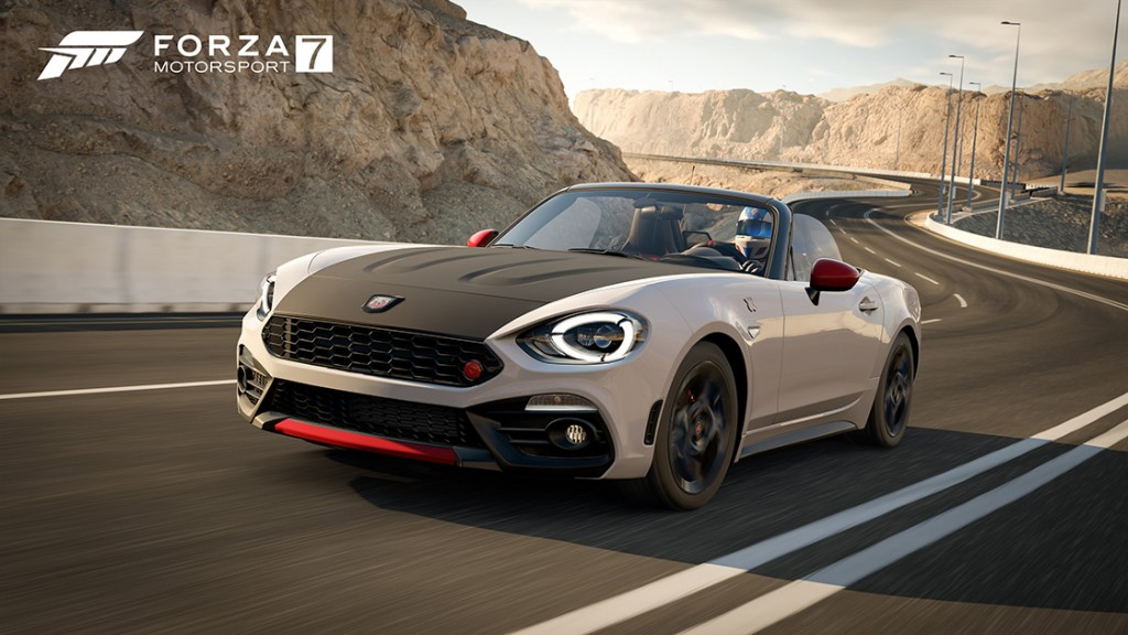 Forza Motorsport 7 Samsung QLED TV Car Pack announced ahead of 7th