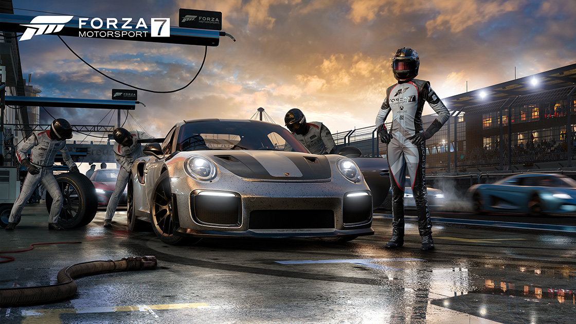 Forza Motorsport 7 prepared for Xbox One X launch via new update