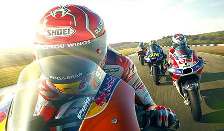 MotoGP 17 artwork