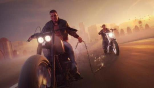 Open-world motorcycle action game Road Rage releases