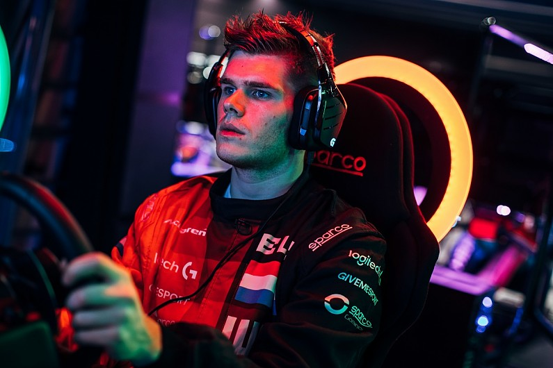 Rudy van Buren crowned inaugural World's Fastest Gamer winner