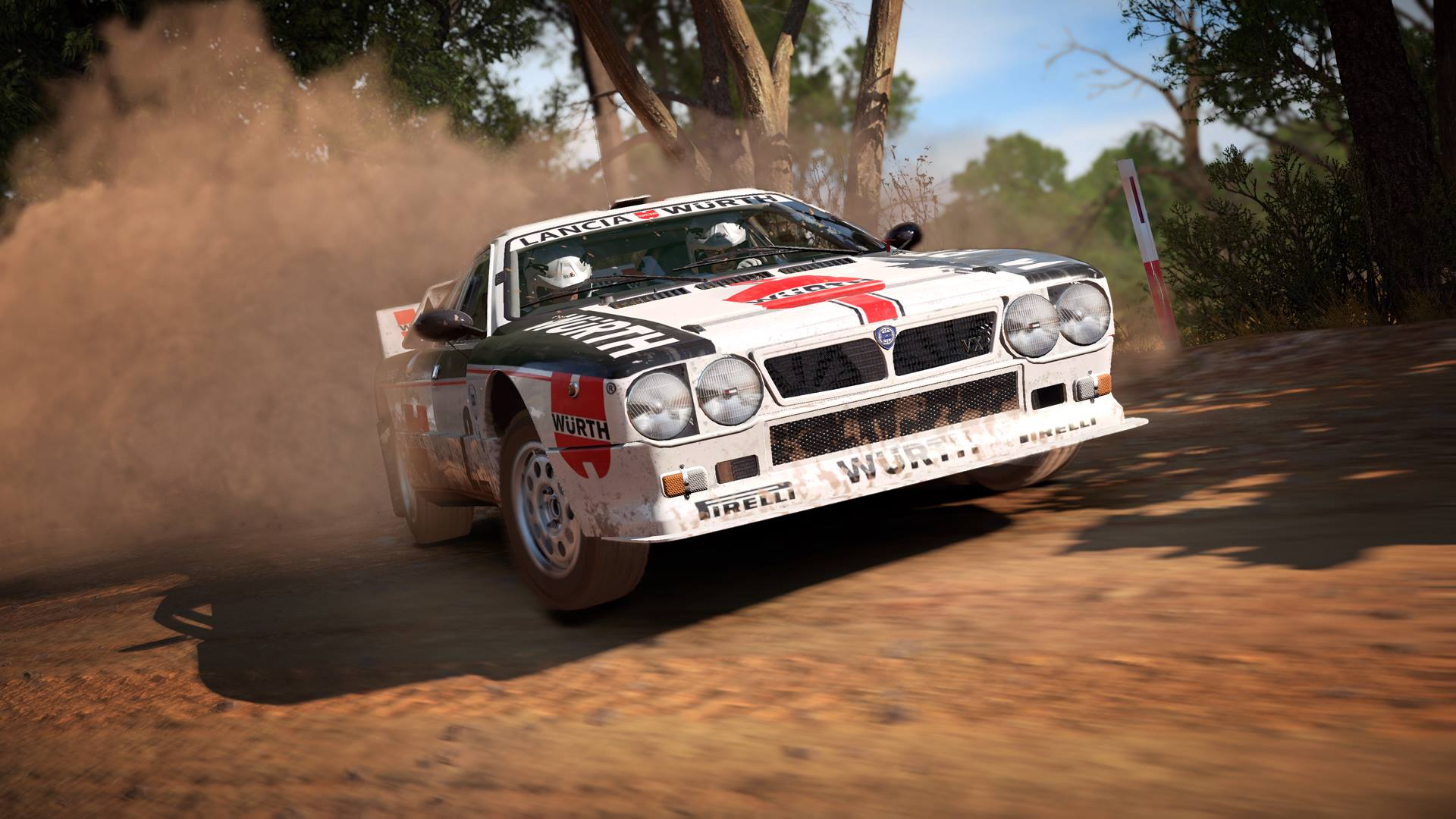 Clubs functionality introduced to Dirt 4