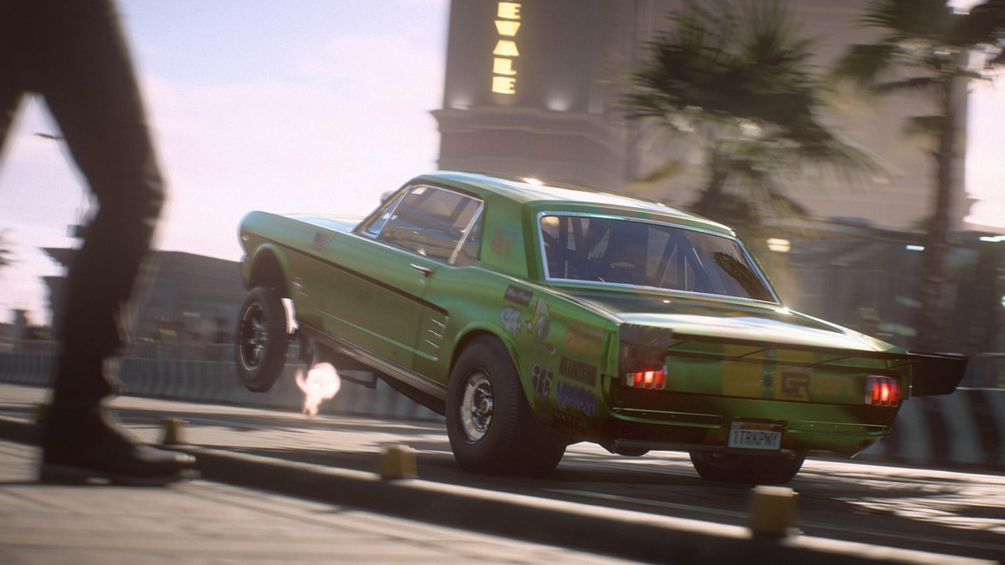 Racing wheels to be officially supported in Need for Speed