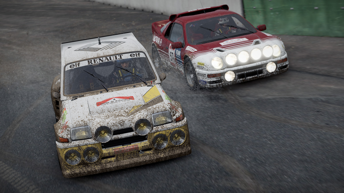 Project CARS 2 Fun Pack Expansion screenshot Renault 5 Maxi Turbo Ford RS200
