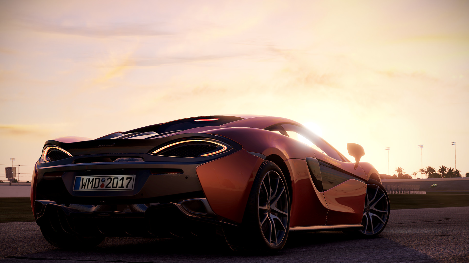 Project CARS 2 screenshot McLaren