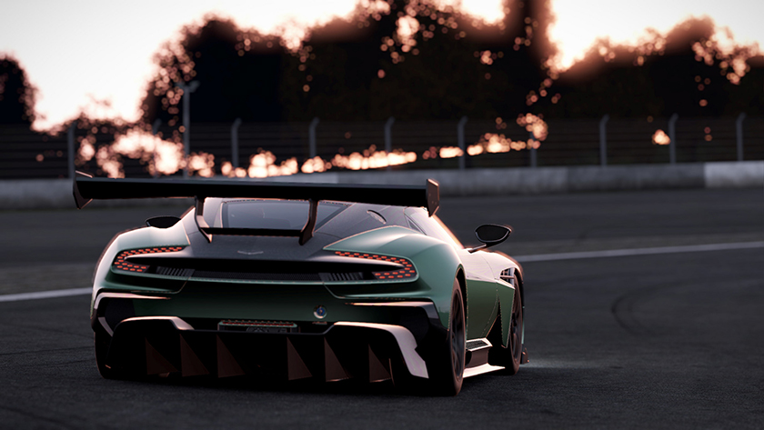 Project CARS 2 screenshot Aston Martin Vulcan