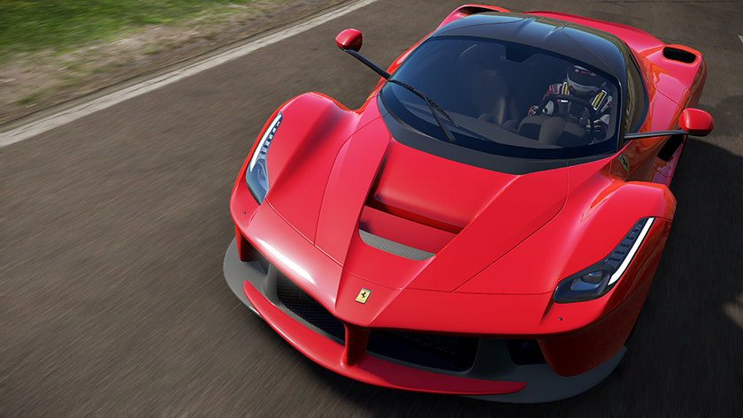 Project CARS 2 screenshot Ferrari Enzo