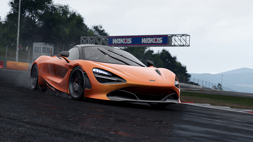 Project CARS 2 screenshot McLaren 720S