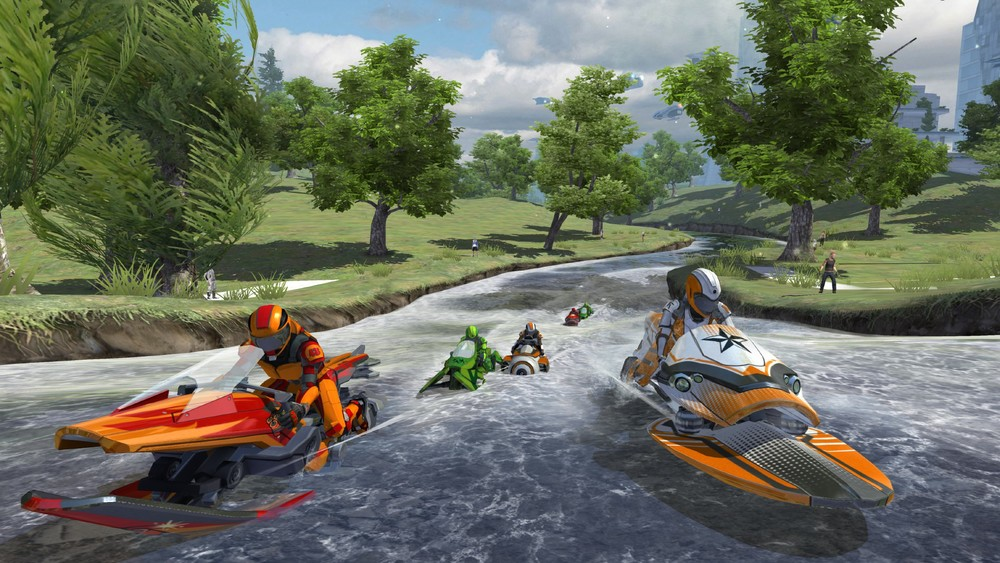 Riptide GP: Renegade is making a splash on Nintendo Switch this month