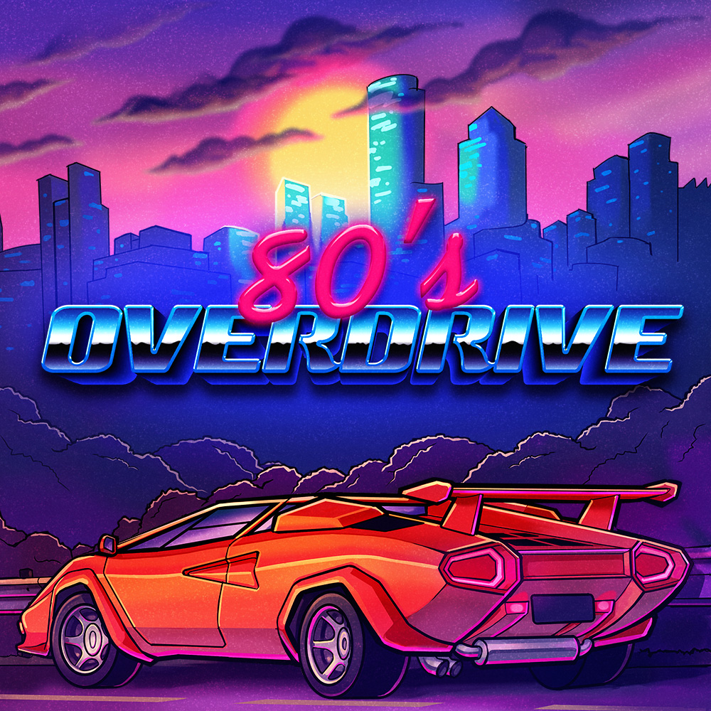 Retro-inspired 2D racer 80's Overdrive releases on 3DS