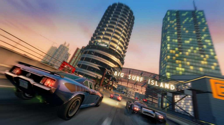 burnout paradise hd