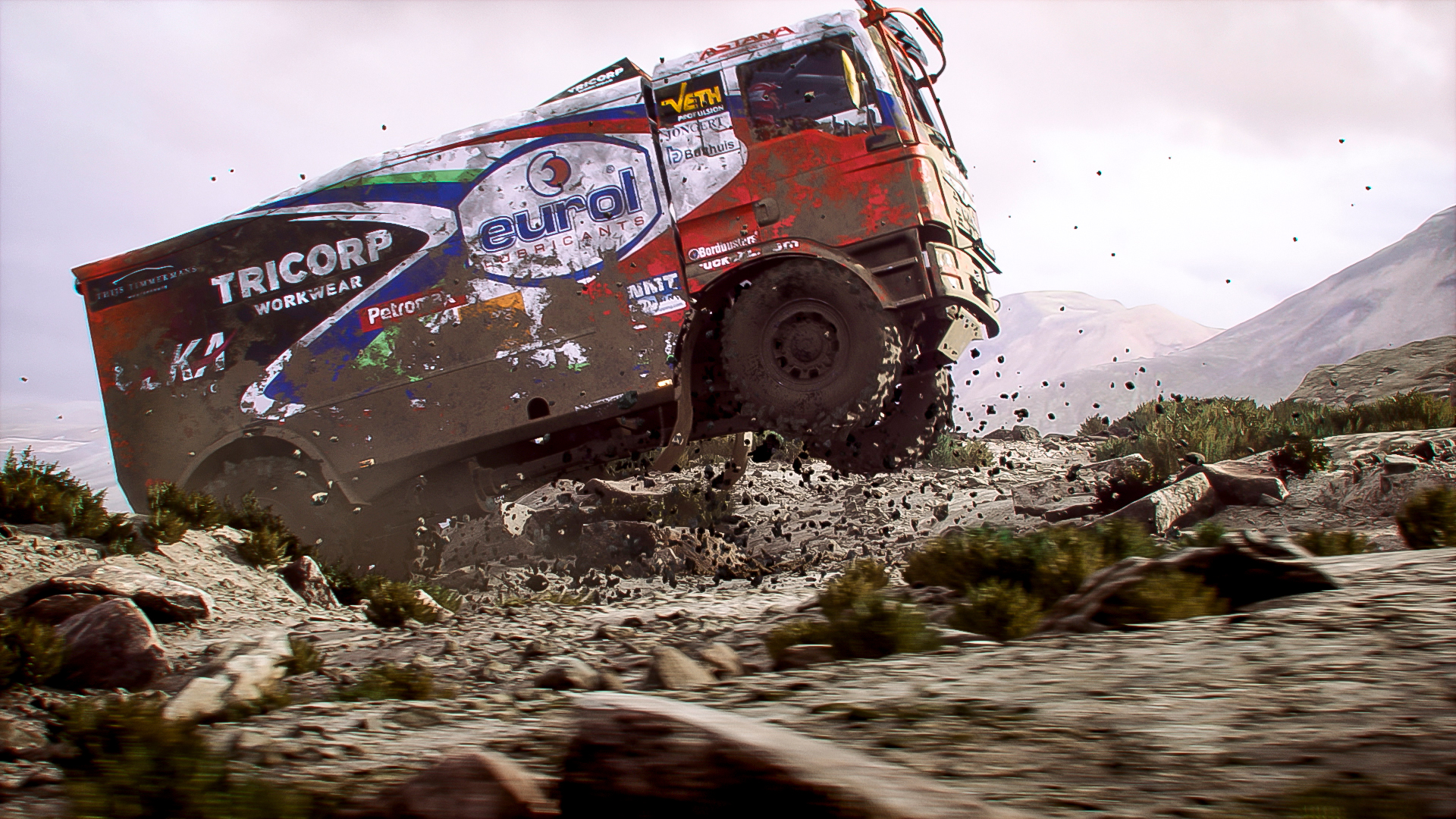 Dakar 18 announced for PC, PS4 and Xbox One ahead of 2018 release