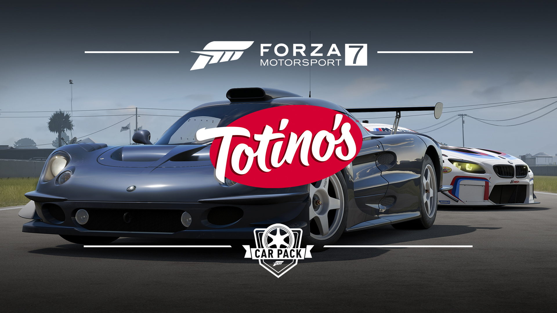 Forza Motorsport 7's Totino's Car Pack revealed
