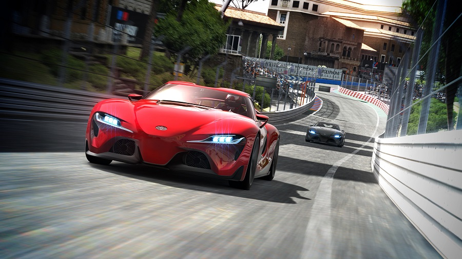 GT6's online services ending in March - Team VVV