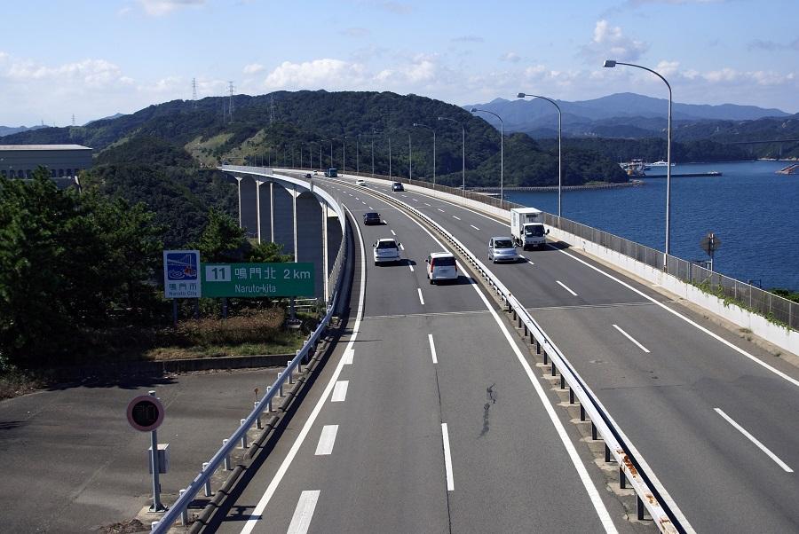 kobe expressway japan