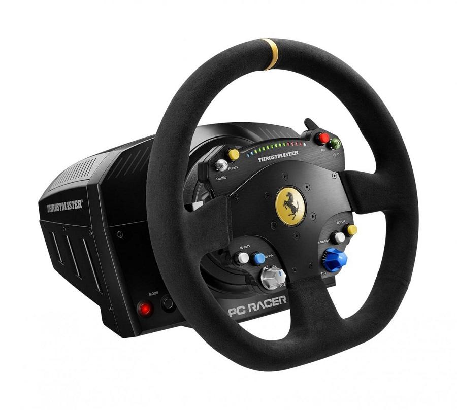 Thrustmaster TS-PC RACER Ferrari 488 Challenge Edition leaked
