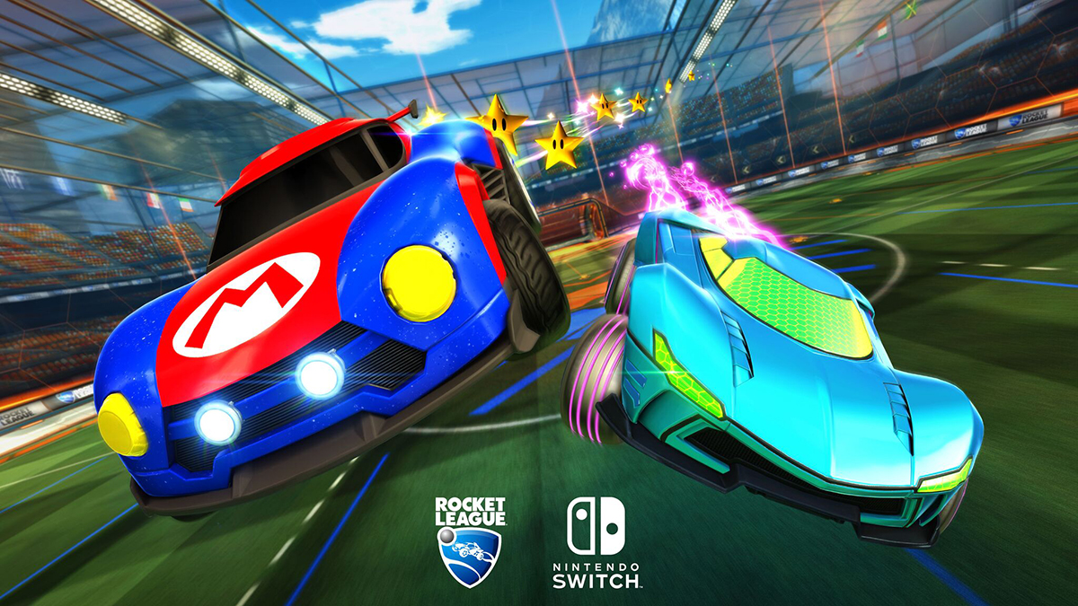 Rocket League Nintendo Switch review