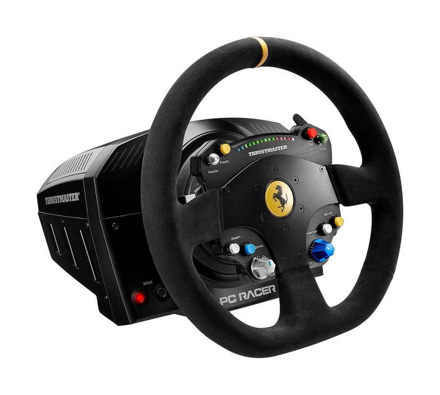 Thrustmaster TS-PC RACER Ferrari 488 Challenge Edition officially revealed
