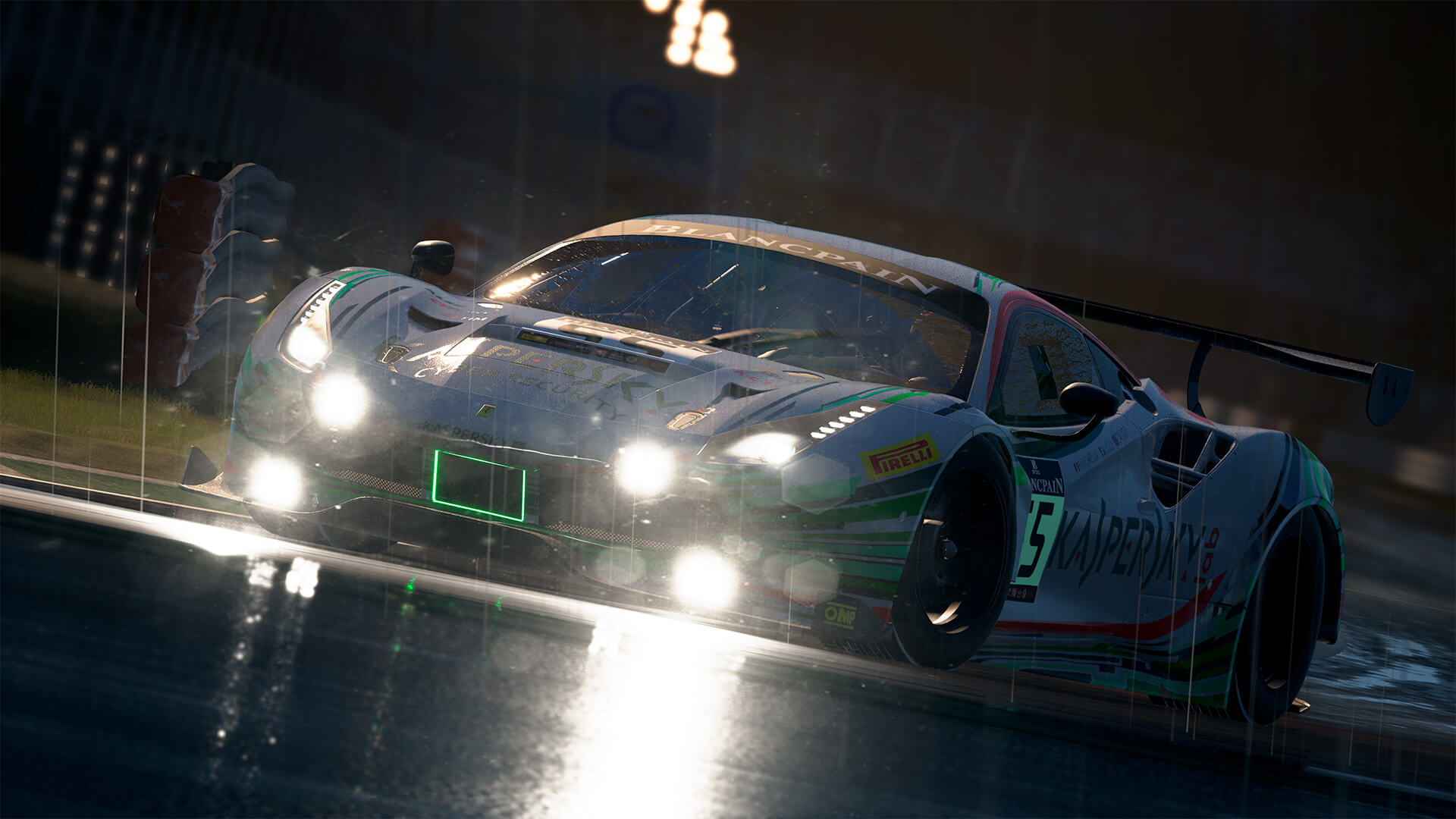 Assetto Corsa Competizione: official Blancpain GT Series game announced