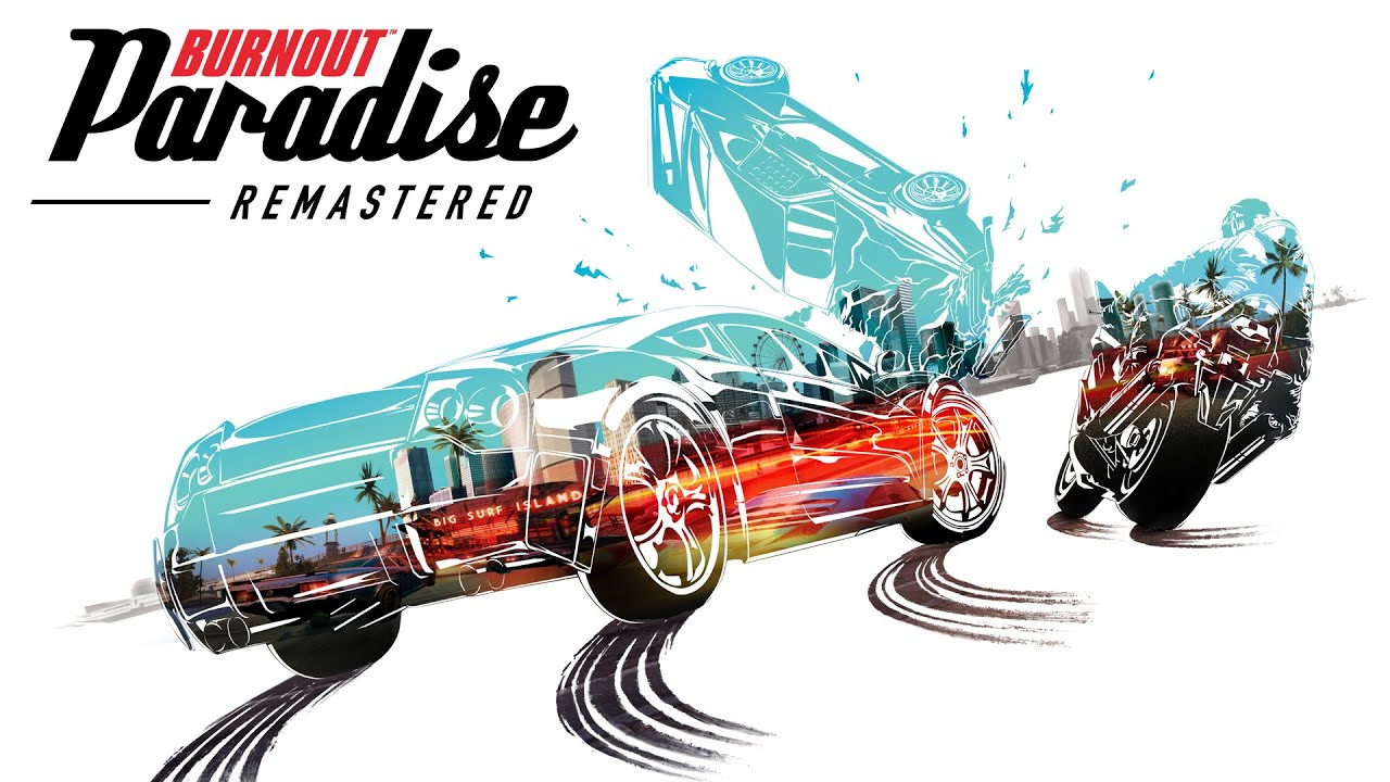 It's official: Burnout Paradise Remastered coming in March with 4K and 60fps support