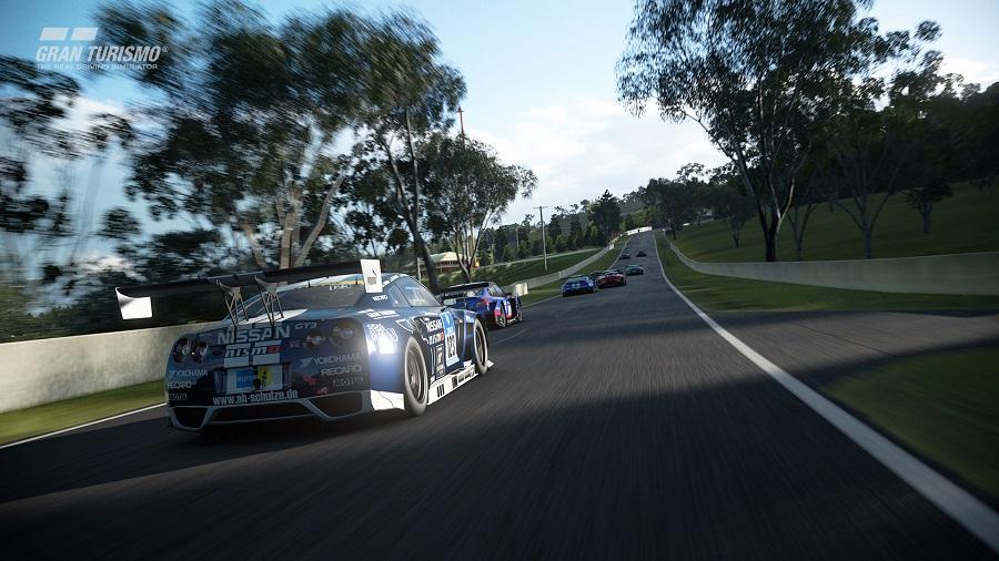 Gran Turismo Sport Nurburgring Nissan GT-R